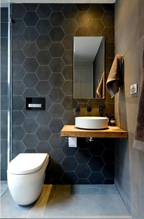 Интерьер нынешней ванной комнаты