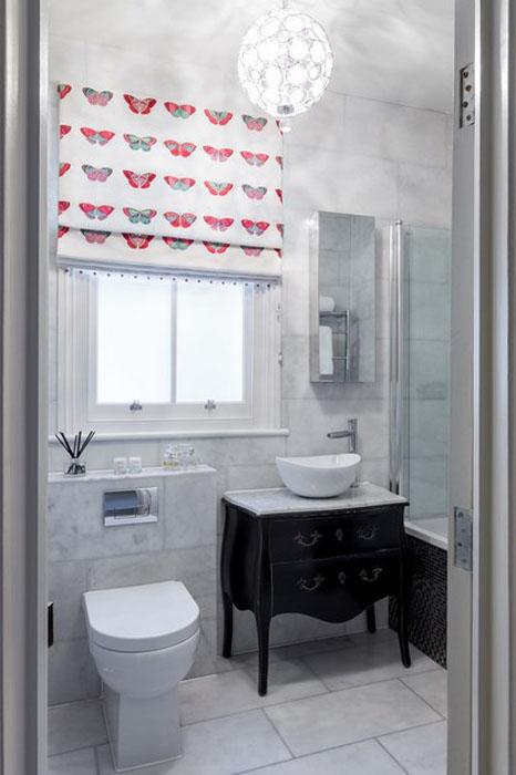 интерьер ванной от Town House Interiors