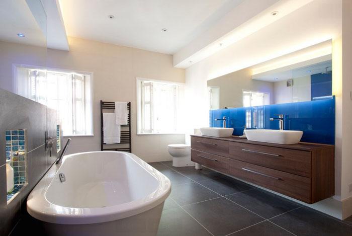Интерьер ванной от Ripples Bathrooms