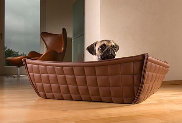 Корзина-кровать для питомца