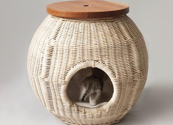 Спальня для кота
