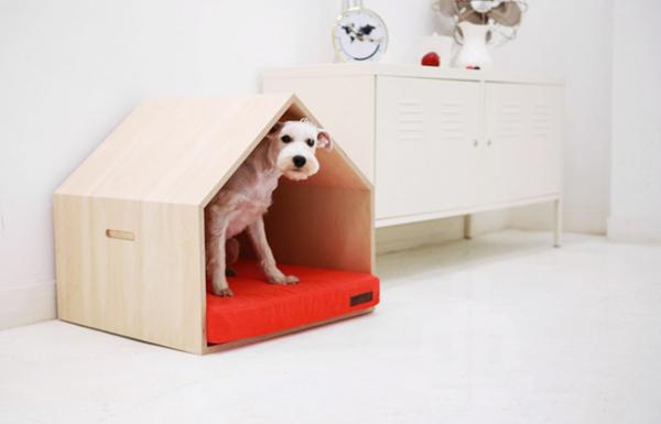 Дом для собаки от Seungji Mun