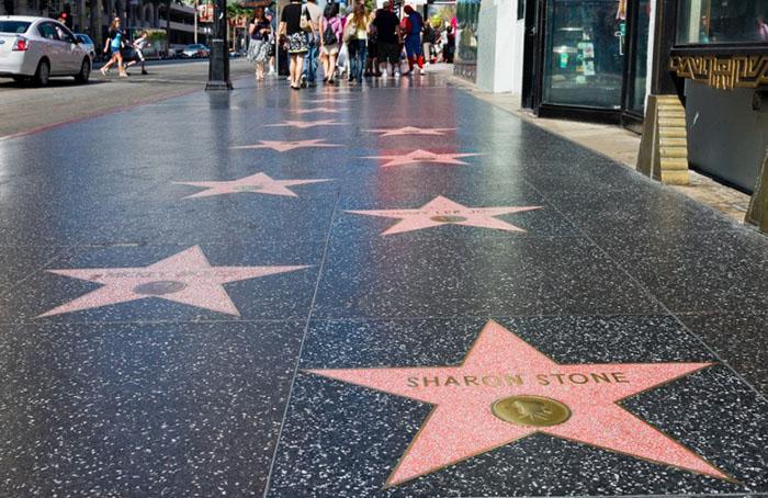 Аллея славы, Голливуд