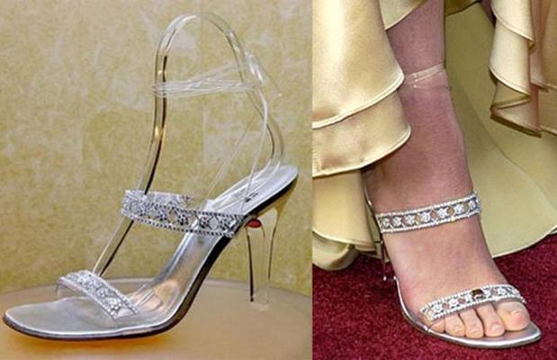 Туфли Золушки от Стюарта Вайцмана