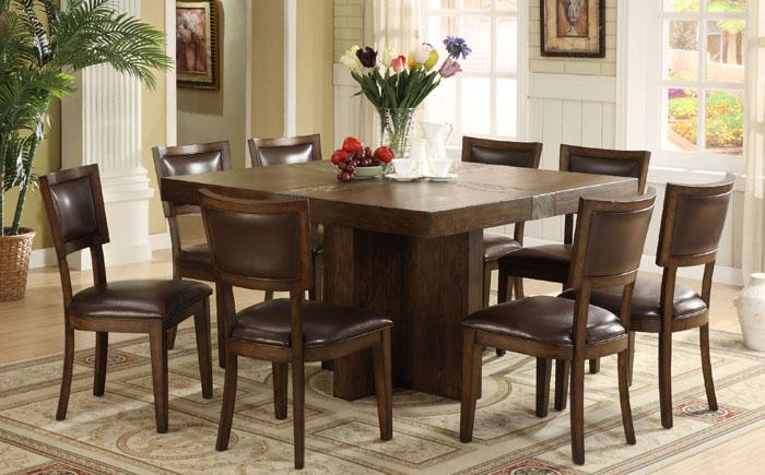 Геометрия в интерьере: какую форму обеденного стола выбрать