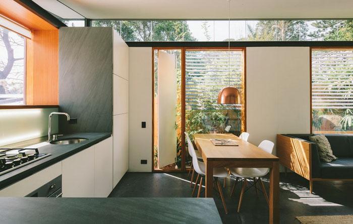 Интерьер кухни от Takt ¦ Studio for Architecture