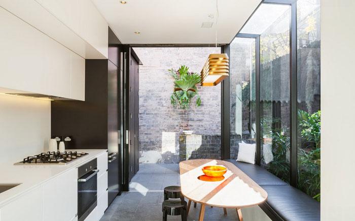 Интерьер кухни от jaa studio