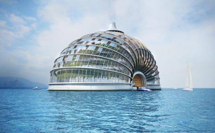 «Ноев ковчег» – плавающий отель