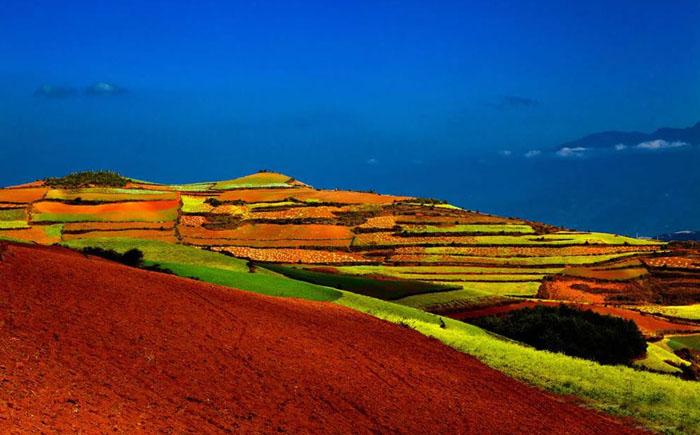 Дончуань - сельскохозяйственный регион
