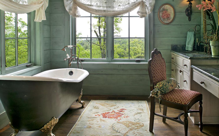 9 простых приемов, которые помогут создать ванную комнату своей мечты