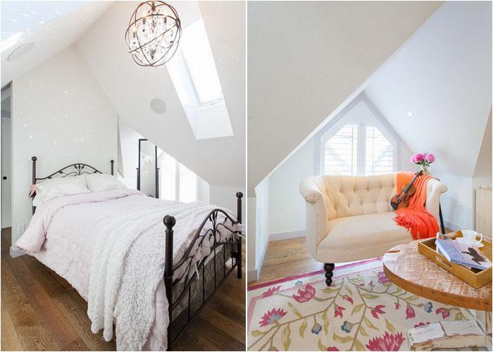 Спальня и зона отдыха