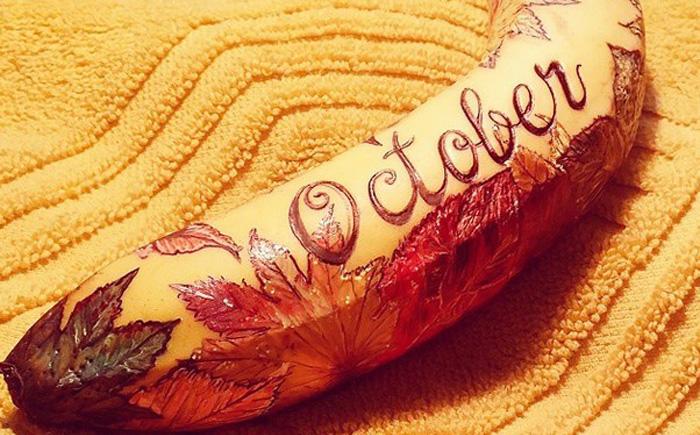 Осень. Октябрь