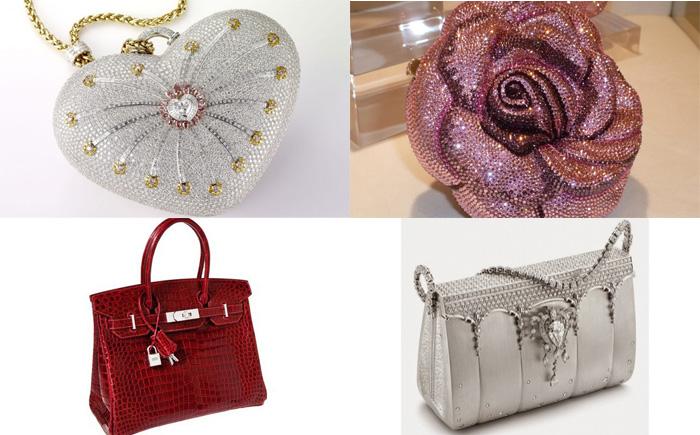 12 самых дорогих женских сумочек в мире