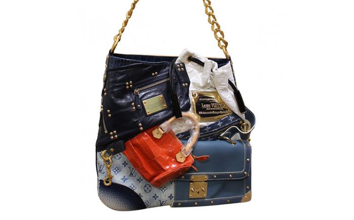 7db06d179ae4 Сумка Tribute Patchwork от Louis Vuitton