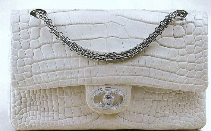 "65a1a9a38b23 Классическая сумка от Chanel ""Diamond Forever"""