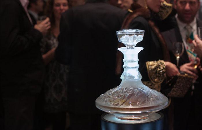 Виски от The Maccallan in Lalique, 64 года выдержка