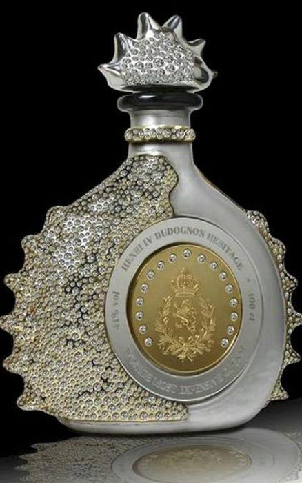 Коньяк Henri IV Dudognon Heritage Cognac Grande Champagne