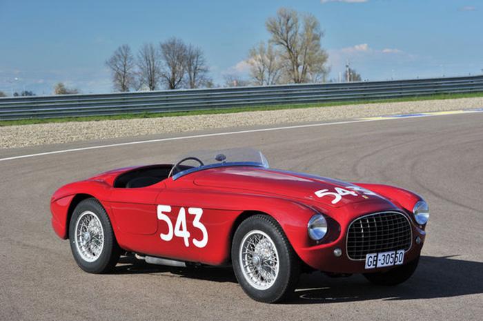 Ferrari 212, 1952