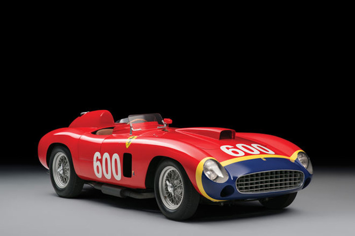 Ferrari 290 MM, 1956