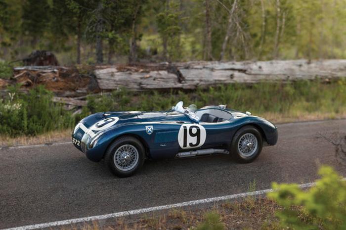 Jaguar C-Type, 1953
