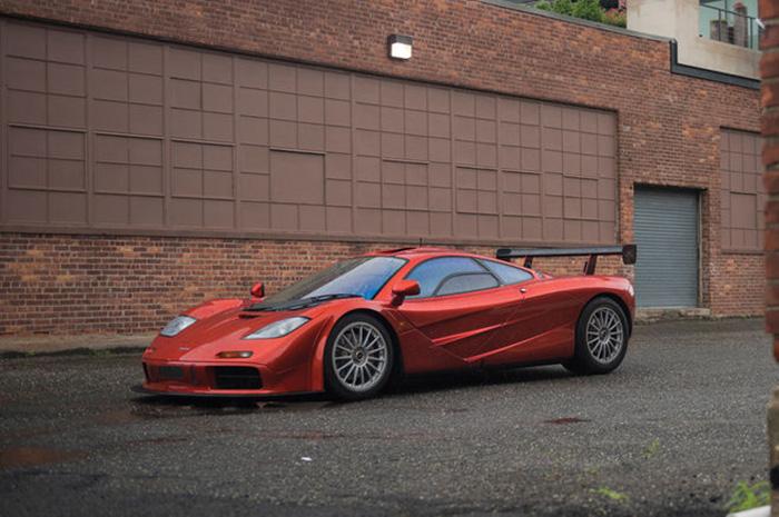 McLaren F1 LM, 1998