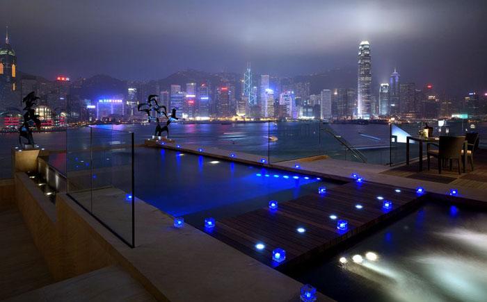Президентский люкс, Гонконг