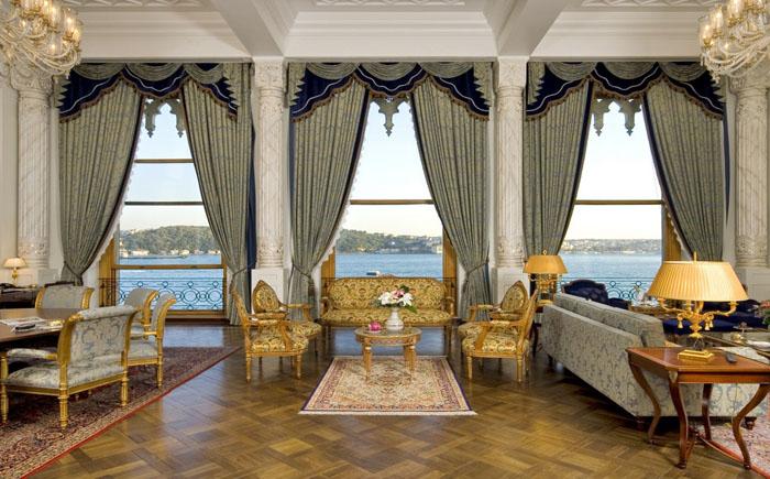 Султанский люкс, Стамбул