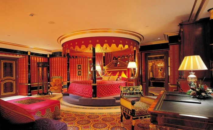 Королевский люкс, Дубай