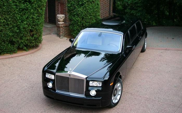 Лимузин Rolls Royce Phantom