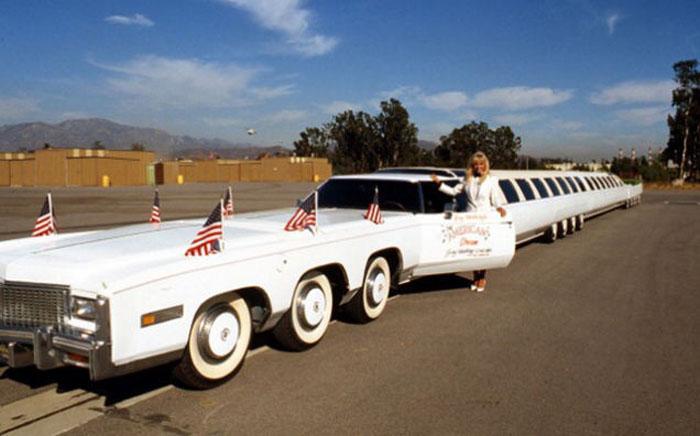 Лимузин The American Dream