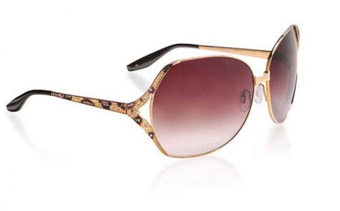 Солнцезащитные очки от Lugano Diamonds