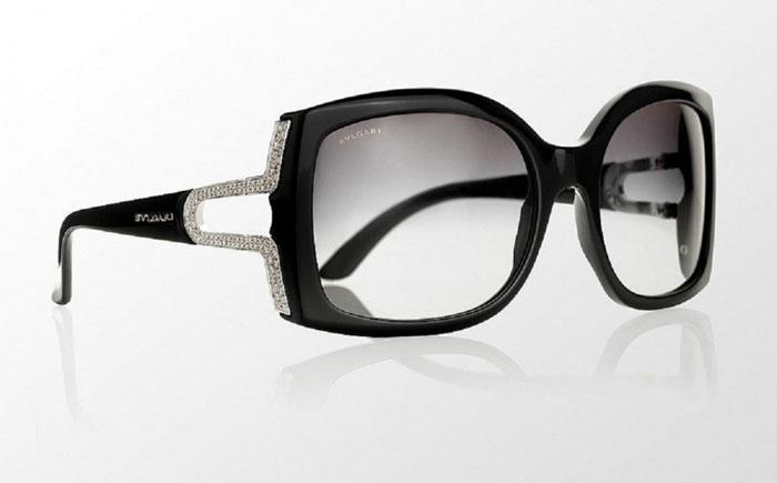 Солнезащитные очки Bulgari Parentesi Diamond