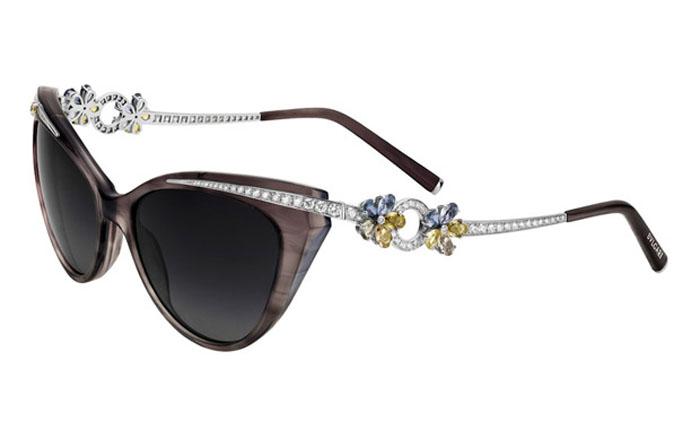 Солнцезащитные очки Flora от Bulgari