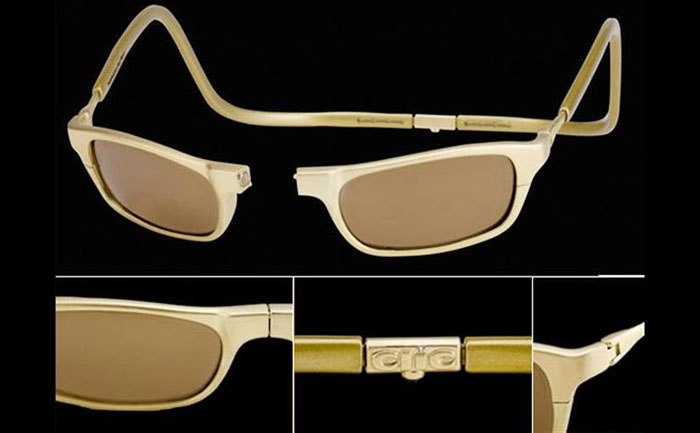 Солнцезащитные очки CliC Gold Sport