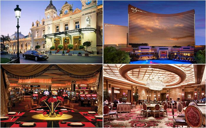 10 самых экстравагантных казино в мире