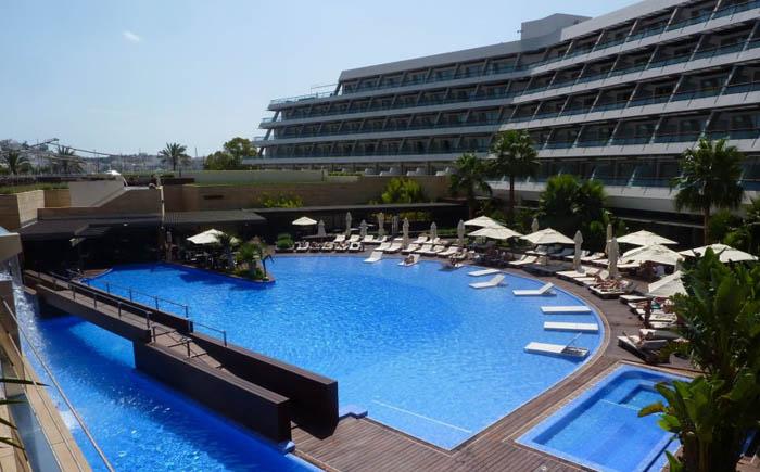 Казино в отеле Grand Hotel, Ибица