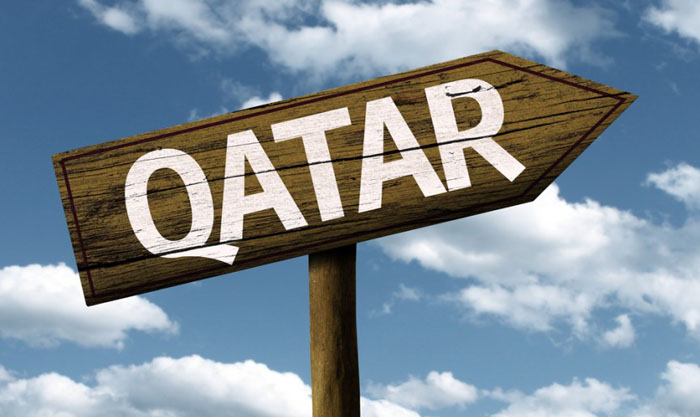 Летом в Катаре невероятно жарко