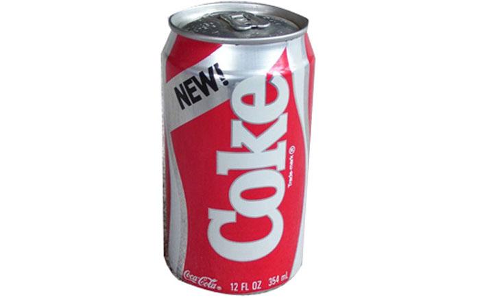 """""""New Coke"""""""