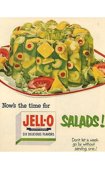 Желе для салатов