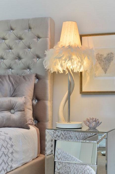 Интерьер спальни от Ania J Interior Styling