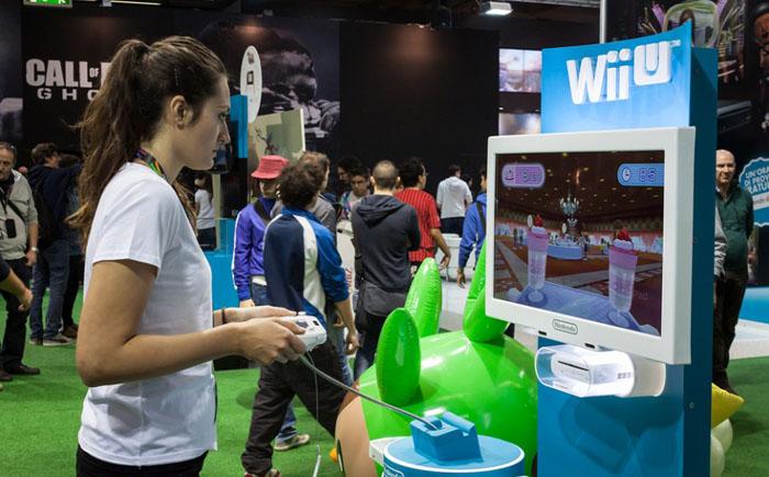 Игровая консоль Wii