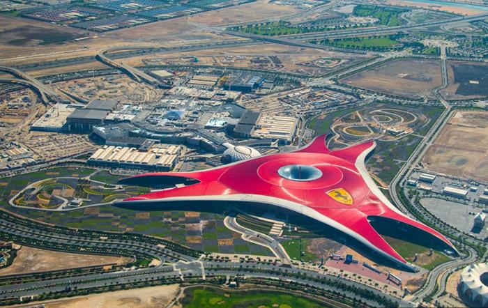 Тематический парк Ferrari