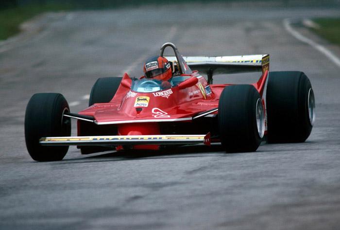 1980 - неудачный год на Ф1