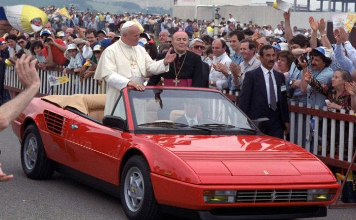 Энцо для Ватикана