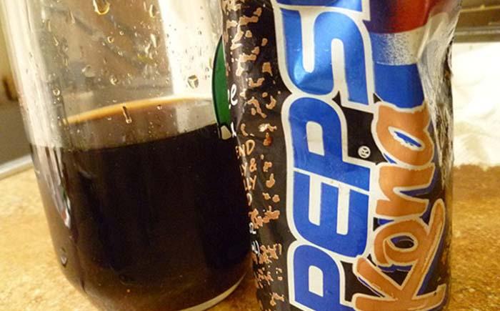 Pepsi Kona – Coffee Cola