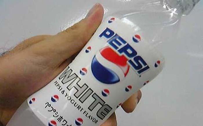 Pepsi White – Yoghurt cola