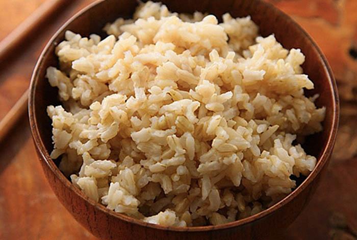 Как улучшить вкус коричневого риса