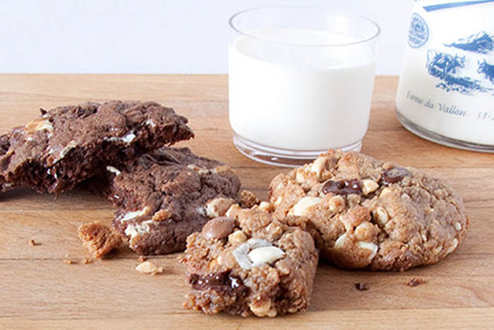 Как надолго сохранить печенье свежим