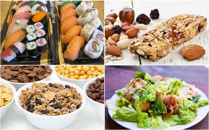 Полезные продукты питания правда