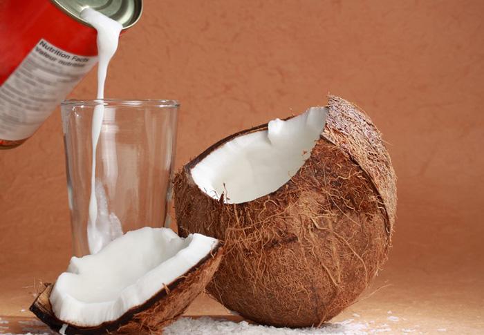 Что испечь из кокосового молока консервированного